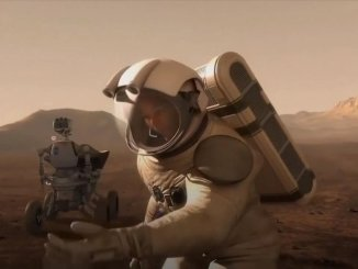 from the year of the genie will send humans to mars