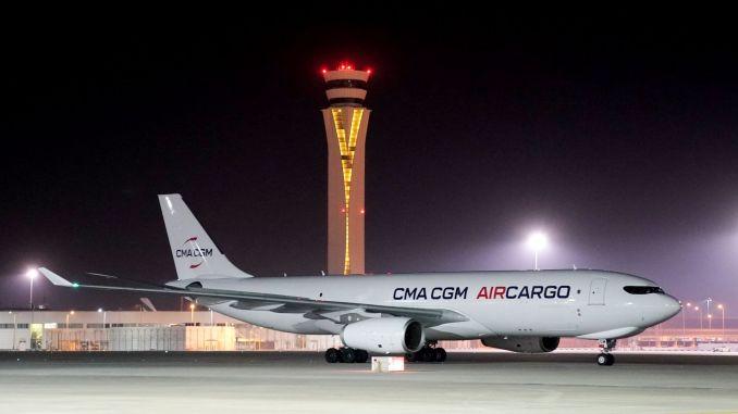 CMA cgm added Istanbul to its air cargo flights