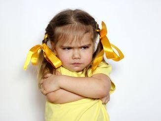 Vorsicht vor übermäßiger Sturheit bei Kindern