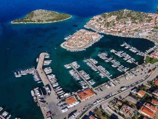 تقوم شركة d marin بتوسيع شبكة المارينا في كرواتيا