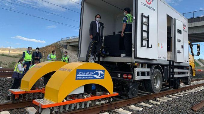 geležinkeliai saugūs geležinėmis akimis