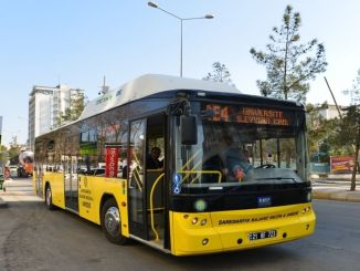 Besplatan prijevoz do sajma ljepote, kozmetike i estetike Diyarbakir