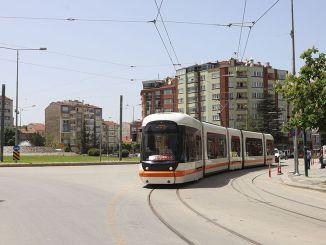 สายรถราง Kumlubel ใน Eskisehir จะเปิดให้บริการในเดือนมิถุนายน