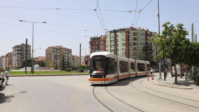 Kumlubel tram line in Eskisehir will be put into service in June