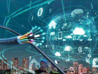 cơ sở hạ tầng cáp quang là xa lộ thông tin liên lạc của tương lai