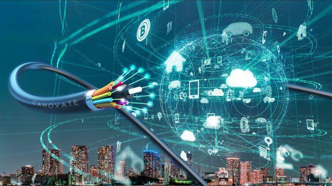 البنية التحتية للألياف الضوئية هي طريق الاتصالات السريع في المستقبل