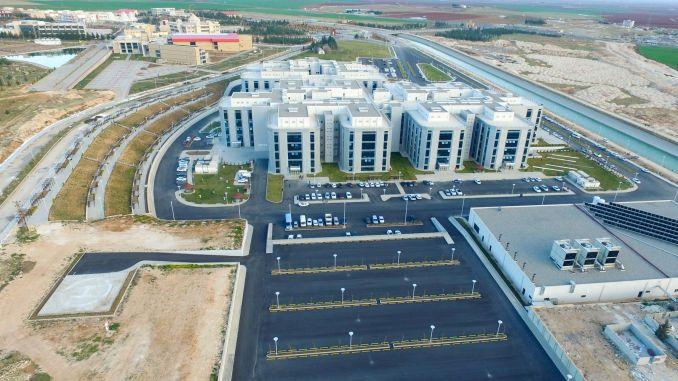 Die Harran University wird Vertragsgesundheitspersonal einstellen