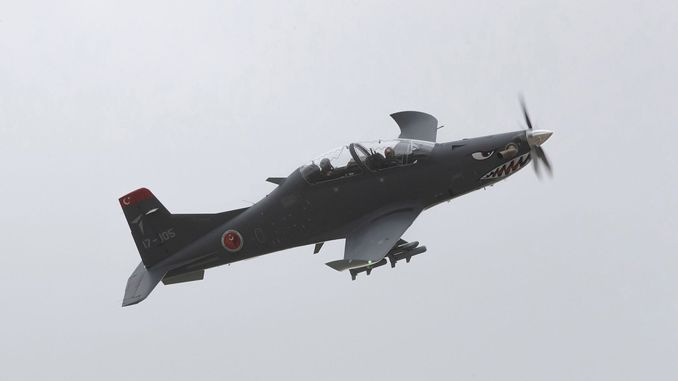 Hurkus hyeu to be used in pilot training