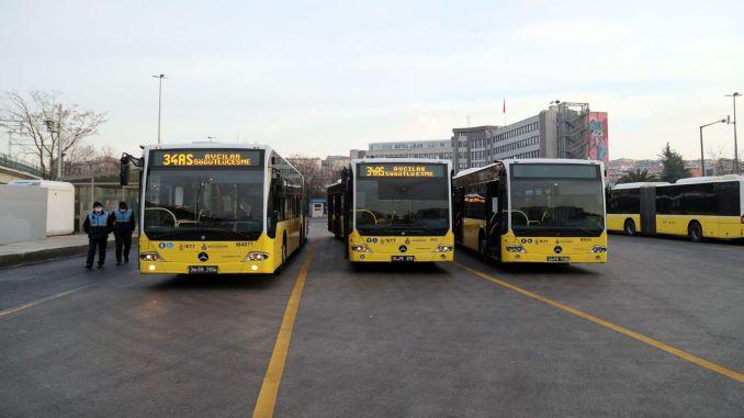 ibb fera un érudit de metrobus