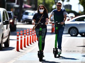 ibb announced electric scooter business applications have started