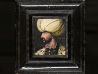 Ibb će prikazati portret sultana Sulejmana Veličanstvenog