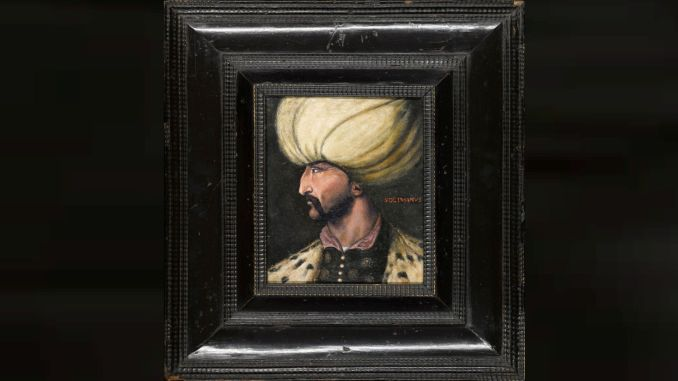 Ibb will display the portrait of Sultan Suleiman the Magnificent