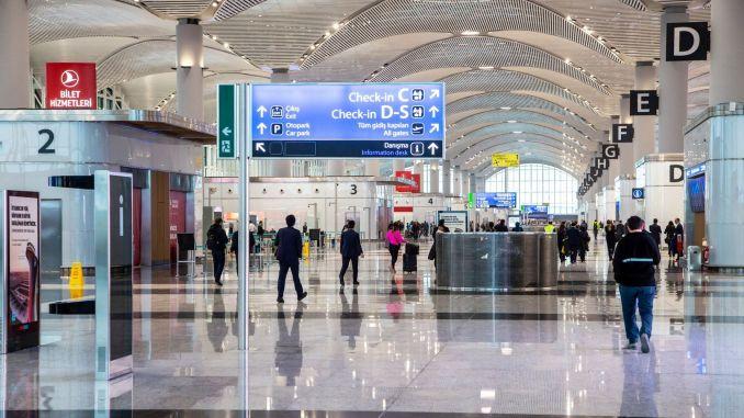 تعميم بشأن إجراءات دخول البلاد في وزارة الداخلية ، تم إيقاف الرحلات الجوية من البلاد