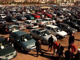 يبدأ الإحياء في سوق السيارات المستعملة