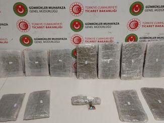 Lima kurir yang membawa narkoba ditangkap di bandara Istanbul