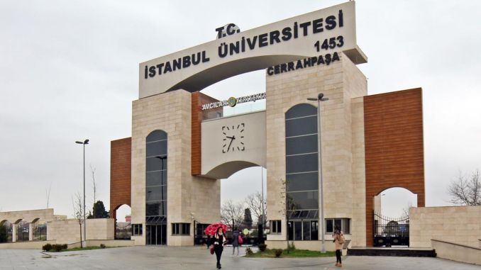 Stambulo universiteto chirurgų rektoratas