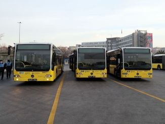 Kostenlose iett-Buslinien in Istanbul in