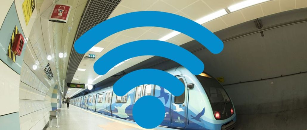 Free internet is coming to metros in Istanbul