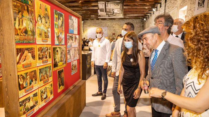 izmir started to work to create a cinema museum