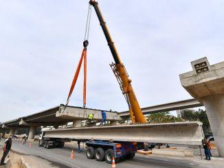 Intens tempo i Izmirs længste motorvejstunnel og viaduktprojekt