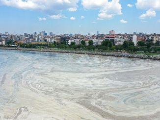 miten kanava istanbul vaikuttaa meren sylkeen marmarassa