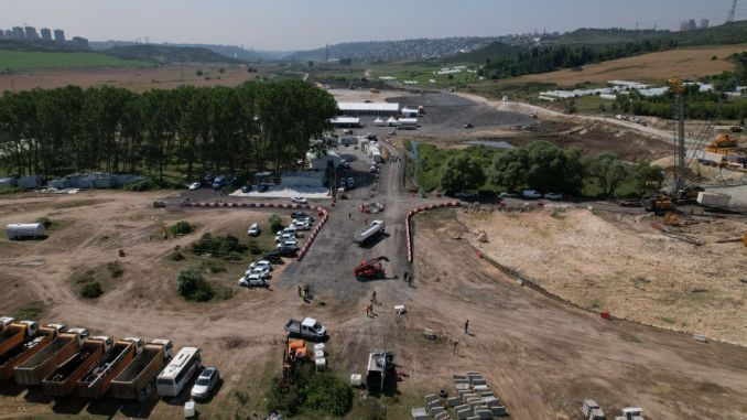 Canal Istanbul groundbreaking ceremony preparations have begun