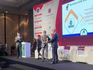 Pašvaldības balva par Kocaeli sabiedriskā transporta projektiem