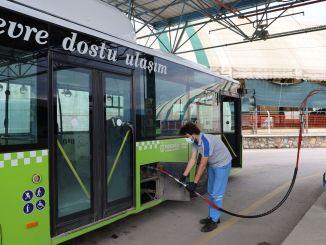 مليون توفير شهريًا مع الحافلات الصديقة للبيئة في كوجالي