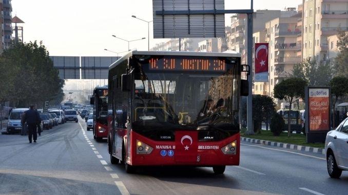 elevation arrangement for manisa mass transportation