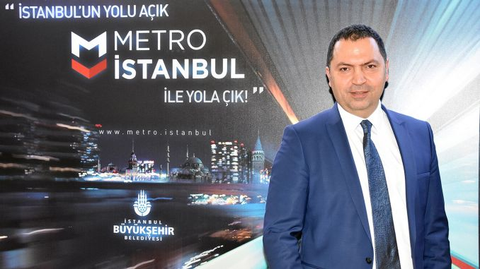 important task in metro istanbul uitp