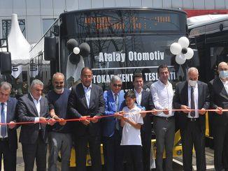 Otokar thực hiện giao hàng trong thành phố cho các tài xế xe buýt công cộng ở Istanbul