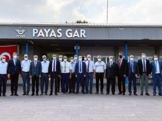 Pezuk fortsatte sine undersøgelser i Adana-regionen.