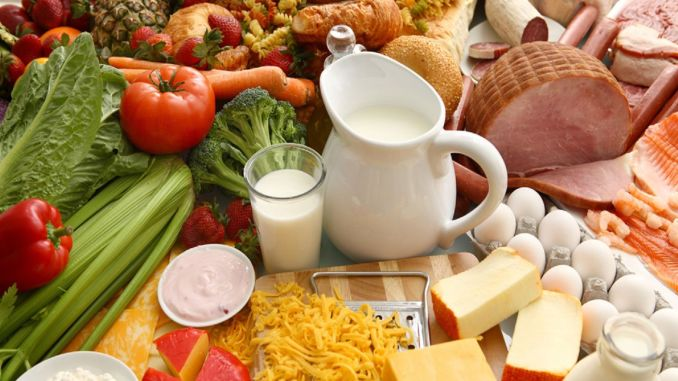 What foods should be consumed for healthy bones
