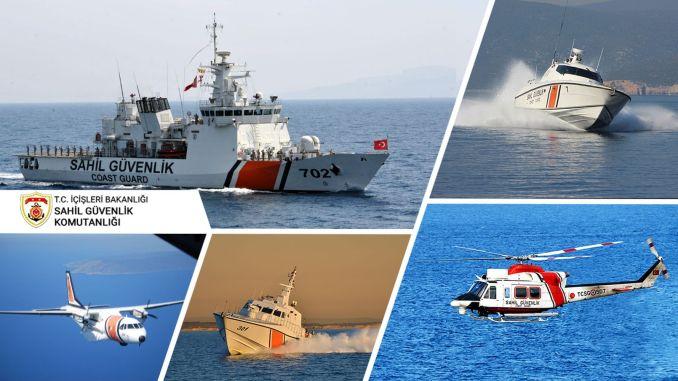 coast guard command