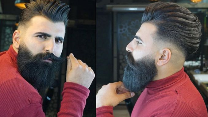 The winners of the beard star turkey competition have been announced