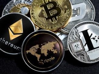 virtualios kriptovaliutos