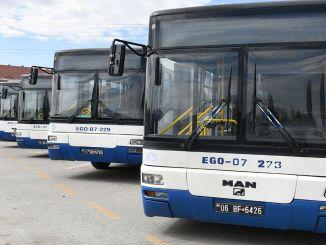 تبدأ خدمات حافلات إيجو بحي سريوبا