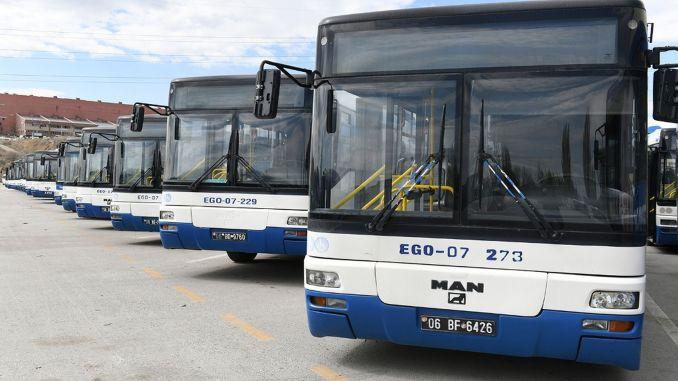 ego bus services start to sarioba neighborhood