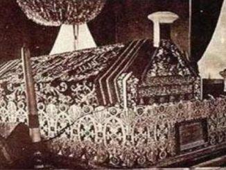 islams profet Muhammeds død i dag i historien