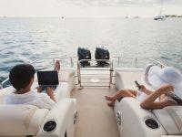 tekne tatilinde hizli internet hep yaninizda