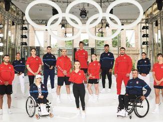 kolekcija Tokijas olimpiskajām un paralimpiskajām spēlēm
