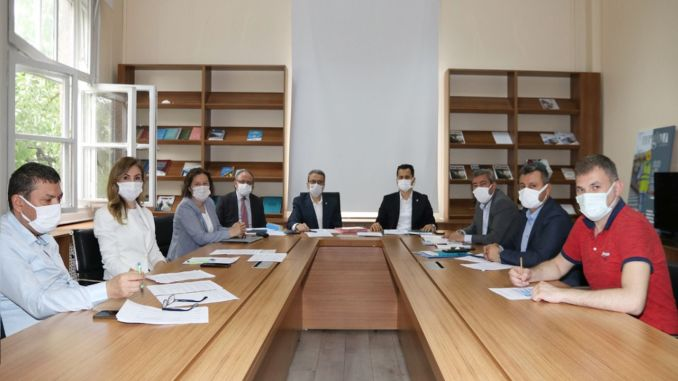 meeting with tcdd tcdd tasimacilik as and turasas before collective agreement