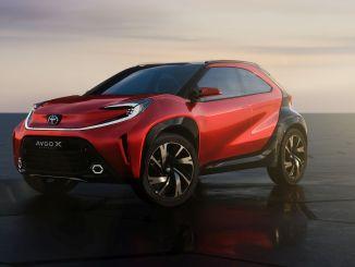 Toyota će proizvoditi novi model A segmenta u Češkoj