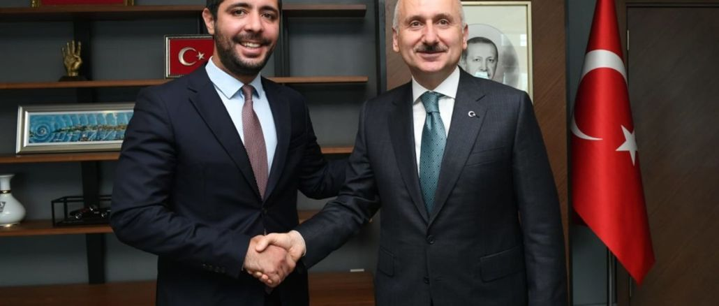 Cooperation in the field of transport between Turkey and Serbia