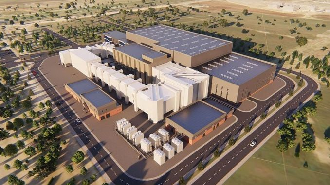 Tusas started the construction of Europe's third largest subsonic wind tunnel facility