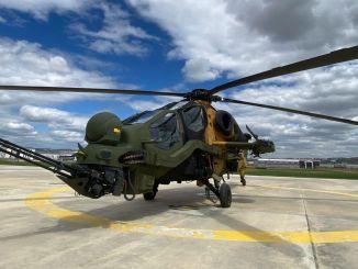 t napadi isporuku helikoptera iz Tusa u zapovjedništvo kopnenih snaga