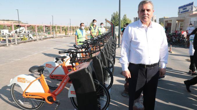 urfabis smart bike project put into service