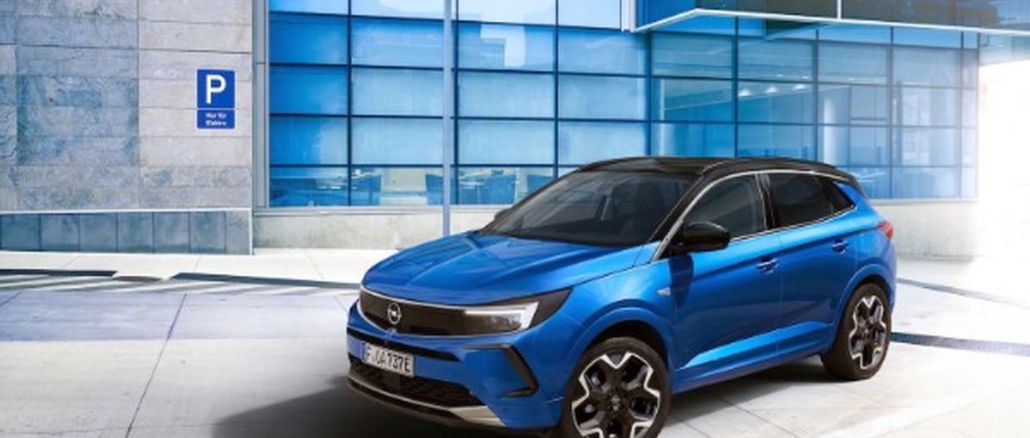 new opel grandland surprises with features