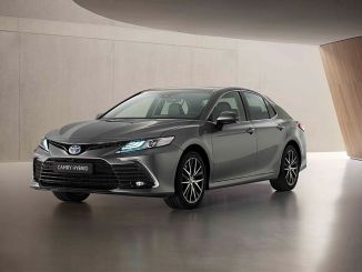 The renewed toyota camry is on sale in turkey