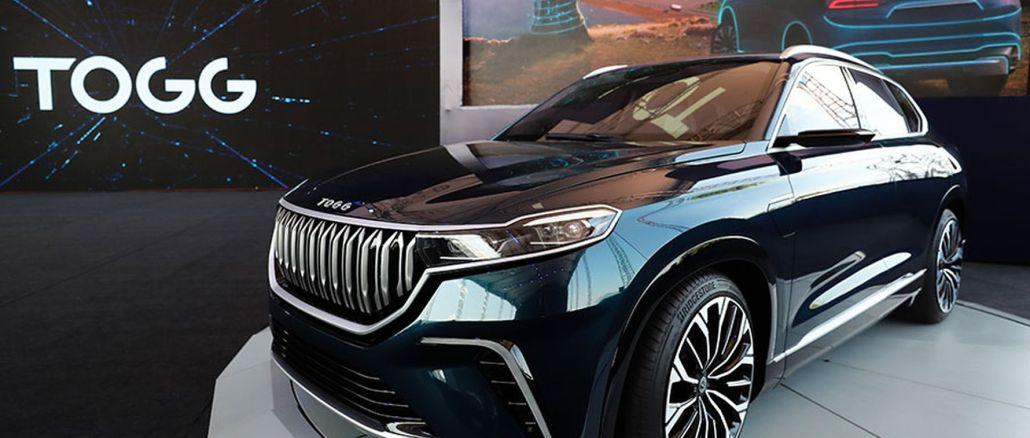 new development in domestic car togg